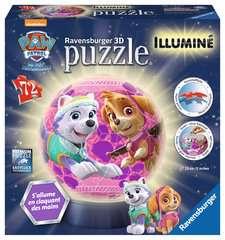 Puzzle 3D rond 72 p illuminé - Pat'Patrouille - Filles - Image 1 - Cliquer pour agrandir
