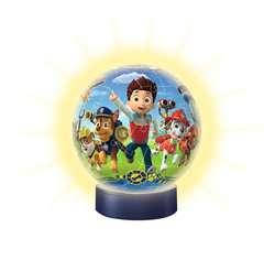 Puzzle 3D Ball 72 p illuminé - Pat'Patrouille - Image 3 - Cliquer pour agrandir