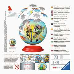 Toy Story 4 Ravensburger 3D  Puzzle ball - immagine 2 - Clicca per ingrandire