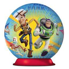 Toy Story 4 Ravensburger 3D  Puzzle ball - immagine 3 - Clicca per ingrandire