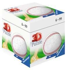 Sportovní míč puzzleball, 54 dílků - image 1 - Click to Zoom