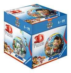 PSI PATROL-3D PUZZLE KULA  54EL - Zdjęcie 2 - Kliknij aby przybliżyć
