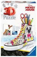Puzzle 3D Sneaker - Disney Mickey Mouse - Image 1 - Cliquer pour agrandir