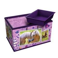 Aufbewahrungsbox - Pferde - Bild 3 - Klicken zum Vergößern