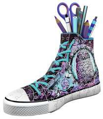 Girly Girl - Sneaker animal print - Image 2 - Cliquer pour agrandir