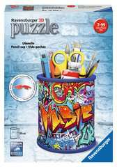 Graffiti Pencil Cup - image 1 - Click to Zoom