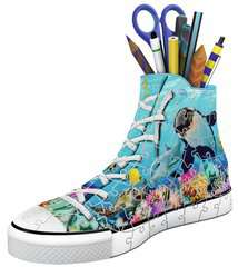 Underwater World Sneaker - image 2 - Click to Zoom