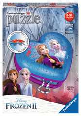 Frozen 2, Heart Shaped 3D Puzzle, 54pc - image 1 - Click to Zoom