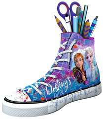 Frozen 2 Sneaker 3D Puzzle, 108pc - image 3 - Click to Zoom