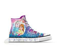 Frozen 2 Sneaker 3D Puzzle, 108pc - image 4 - Click to Zoom
