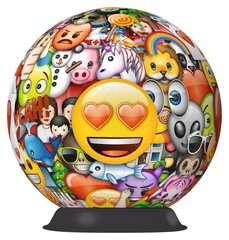 Puzzle 3D rond 72 p - emoji - Image 2 - Cliquer pour agrandir