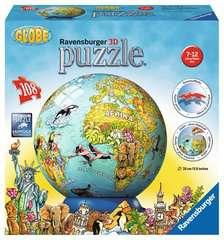 Kindererde in deutscher Sprache 3D Puzzles;3D Puzzle-Bälle Ravensburger