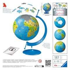 Puzzle 3D Globe 180 p - Image 2 - Cliquer pour agrandir