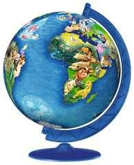 Disney Globe 3D Puzzle, 180 pc - Billede 2 - Klik for at zoome