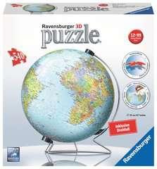 Globus in deutscher Sprache - Bild 1 - Klicken zum Vergößern