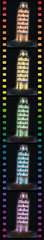 Toren van Pisa, night edition - image 4 - Click to Zoom