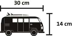 VW Bus T1 Campervan - image 7 - Click to Zoom