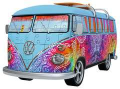 Volkswagen T1 - Indian Summer 3D Puzzle;3D Puzzle-Sonderformen - Bild 2 - Ravensburger