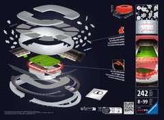 Allianz Arena bei Nacht - Bild 2 - Klicken zum Vergößern