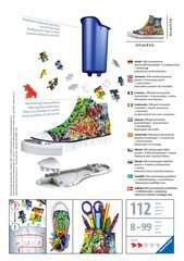Graffiti Sneaker - image 2 - Click to Zoom