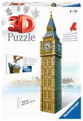 Big Ben 3D Puzzle, 216pc - image 1 - Click to Zoom