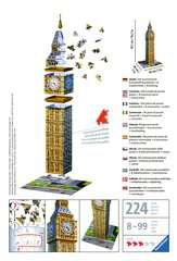 Big Ben 3D Puzzle, 216pc - image 2 - Click to Zoom