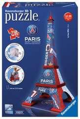 Tour Eiffel PSG Puzzle 3D;Puzzle 3D building - Image 1 - Ravensburger