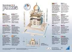 Taj Mahal Puzzle 3D;Puzzle 3D building - Image 2 - Ravensburger