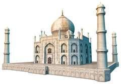 Taj Mahal Puzzle 3D;Puzzle 3D building - Image 3 - Ravensburger