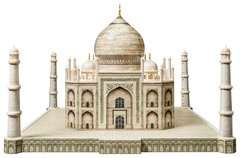Taj Mahal, 216 dílků - image 4 - Click to Zoom