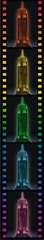 Empire State Building at Night, 3D Puzzle - Billede 5 - Klik for at zoome
