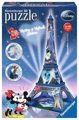 Mickey & Minnie Eiffelova věž 216 dílků - obrázek 1 - Klikněte pro zvětšení
