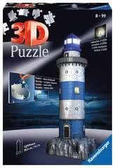 Puzzle 3D Phare illuminé - Image 1 - Cliquer pour agrandir