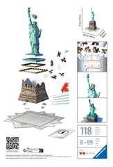 Puzzle 3D Statue de la Liberté - Image 2 - Cliquer pour agrandir