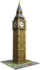 Big Ben 3D Puzzle, with Clock, 216pc - Billede 3 - Klik for at zoome