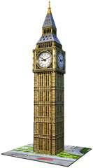 Big Ben 3D Puzzle, with Clock, 216pc - Billede 4 - Klik for at zoome