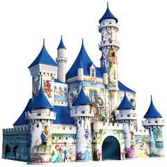 Disney Castle 3D Puzzle® - Billede 3 - Klik for at zoome