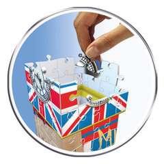 Big Ben Minions Puzzle 3D;Puzzle 3D building - Image 3 - Ravensburger