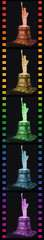 Statue of Liberty 3D Puzzle®, Night Edition - Billede 4 - Klik for at zoome