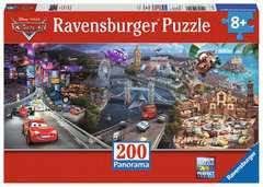Cars 2 Panorama Jigsaw Puzzles;Children s Puzzles - image 1 - Ravensburger