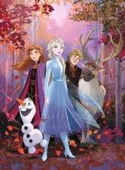 Puzzle 150 p XXL - Une aventure fantastique / Disney La Reine des Neiges 2 - Image 2 - Cliquer pour agrandir