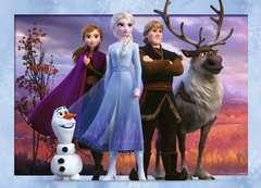 Frozen 2 Ravensburger Puzzle  4x100 Bumper Pack - immagine 2 - Clicca per ingrandire