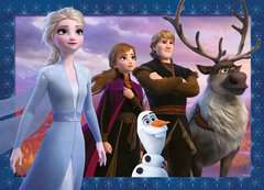 Frozen 2 Ravensburger Puzzle  4x100 Bumper Pack - immagine 5 - Clicca per ingrandire