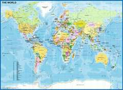 Map of the World - image 2 - Click to Zoom