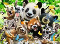 Wildlife Selfie XXL 300pc - image 2 - Click to Zoom