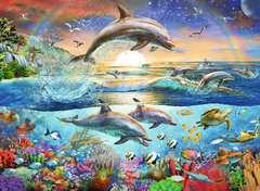 Dolphin Paradise XXL 300pc - image 2 - Click to Zoom