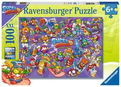 Super Zings Puzzle 100 XXL - immagine 1 - Clicca per ingrandire