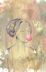 Bubblegumlady - Bild 3 - Klicken zum Vergößern