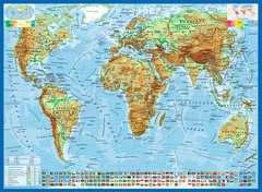 Politische Weltkarte - Bild 2 - Klicken zum Vergößern