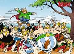 Puzzle 300 p XXL - Les Gaulois à l'attaque ! / Astérix - Image 2 - Cliquer pour agrandir